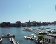 Portsmouth NH across the river