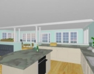 oceancottage cad kitchen s
