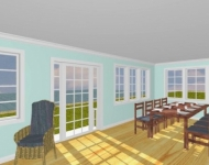 oceancottage cad dining
