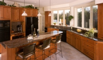 Dramatic Arches - Kitchen - Photo2