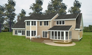 CAD - Shingle Style