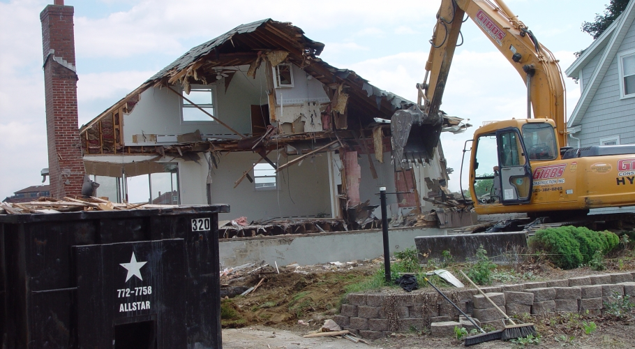 Razing the Cottage